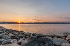 Beacon, NY (Jnabdc509) Tags: nature mountains sun sunset summer hudsonvalley hudsonriver river waterfront newyork ny beaconny beacon