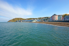 Aberystwyth as seen from the landing stage. (Minoltakid) Tags: aberystwyth aber aberystwythpromenade ceredigion colourfulbuildings seaside seasidetown seasidecolours seasidephotography sea seafront wales welshseaside welshheritage welshcoast westwales welsh buildings beach bluesky beautifulbuildings beachscape constitutionhill town thewelshseaside theseaside towninwales uk unitedkingdom universitytown historic historicbuildings historictown 2018 a580 wideangle hightide oldbuildings old outside victorian victorianpromenade historicpromenade day welshuniversitytown popularuniversitytown classicbritishseaside gb geotagged greatbritain theminoltakid minoltakid markettown rossdevans rossevans relaxing ross heritage hinterland hinterlandlocation towncentre townphotography tourist northbeach llysybrenin building bandstand sandseaandaberystwyth clouds coast attheseaside sunnyday september f11 816mm