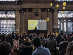 Dream Big Challenge by Renfe-SNCF (Renfe-SNCF) Tags: imagine renfesncf renfe sncf estació frança barcelona train challenge