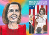 Nancy Pelosi Meme (D.L. Polonsky.com) Tags: art artwork nancypelosi pelosi donaldtrump trump presidenttrump politics politician meme portrait woman man people dlpolonsky allston boston massachusetts