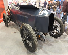 Benz 200 HP Brooklands 'Hornsted' 1913 (Zappadong) Tags: benz 200 hp brooklands hornsted 1913 techno classica essen 2018 zappadong oldtimer youngtimer auto automobile automobil car coche voiture classic classics oldie oldtimertreffen carshow