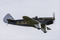 Chilton DW.1A - 04 (NickJ 1972) Tags: shuttleworth collection oldwarden race day airshow 2018 aviation chilton dw1 gjuju replica