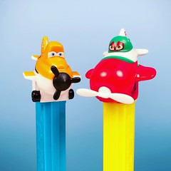 Planes (WEBmikey) Tags: toys pez disney planes