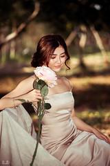 IMG_9521 (Bi Bu) Tags: asian girl beauty outdoor portrait 6d 85