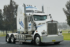 Acacia Transport - Kenworth T909 (Scottyb28) Tags: kenworth truck trucks trucking highway haulage diesel transport