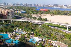 View towards Dubai Creek (JarkkoS) Tags: 2470mmf28eedafsvr d850 dubai grandhyattdubai hotel uae