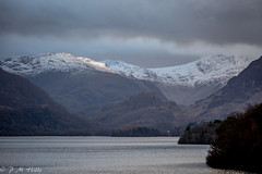 Derwentwater (Zorro Photography) Tags: outside outdoors snow mountain lake water adventure sunlight trees landscape lakedistrict cumbria