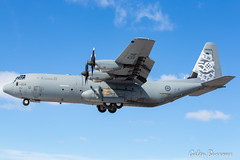 RCAF C130J (galenburrows) Tags: aviation aircraft airplane airforce rcaf c130 cytr cfbtrenton c130j hercules flight flying royalcanadianairforce