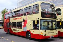 BRIGHTON & HOVE 920 YN06NYL IS SEEN IN BRIGHTON ON 21 MAY 2014 (47413PART2) Tags: brightonhove yn06nyl brighton sidneytidy omnidecker bus doubledecker