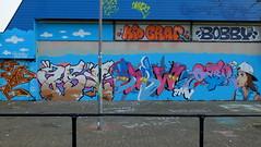 Schuttersveld (oerendhard1) Tags: graffiti streetart urban art rotterdam oerendhard crooswijk schuttersveld tmv kel ase subw oask