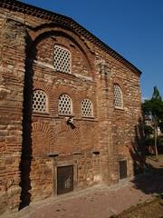Constantinople. The Church of Saint Thekla of the Palace of Blachernae. (pawelfilipczak) Tags: constantinople byzantium art architecture istanbul