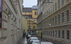 IMG_5839-21 (Goldenwaters) Tags: streetphotography lensculture subjective capturestreets canon50d 50d vienna wien citystreets winter snow snowing white winterweather europe