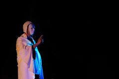 _DSC0429 (Carlo Granisso) Tags: musical church chiesa teatro theatre actor actress jesus sanfrancesco piece mask forzavenitegente maddalena altare animals animali ballo dancing bw blackandwhite torino turin nikon d7500 nikond7500