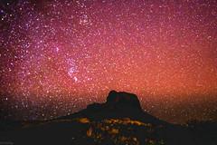 Night sky @Chisos Basin (mnag62) Tags: longexposure bigbendnationalpark bigbendnp rokinon14mm rokinon canon6d canon nature nationalpark wide night astrophotography