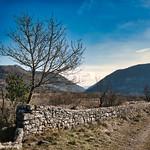 Vue d'Ardèche, au loin, la Drôme.... thumbnail