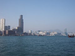(procrast8) Tags: hong kong china tsim sha tsui kowloon victoria harbour dockside masterpiece hyatt regency hotel k11