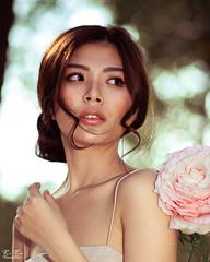 IMG_9600 (Bi Bu) Tags: asian girl beauty outdoor portrait 6d 85