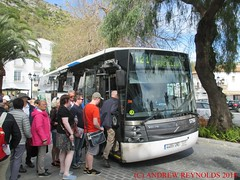 "2018 030717 VOLVO SUNSUNDEGUI ASTRAL  BUS AVANZA PORTILLO BUS 5756 4489 GND ROUTE  M121 MIJAS TO TORREMOLINOS IN MIJAS (Andrew Reynolds transport view) Tags: europe spain andalucia transport bus coach transit passenger omnibus diesel ""mass transit"" 2018 030717 volvo sunsundegui astral avanza portillo 5756 4489 gnd route m121 mijas to torremolinos in"