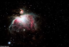 Orion Nebula (stevebarroso) Tags: amateur surprisingly night star astronomy deep astro space sky nebula
