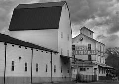 Lehi Roller Mills (arbyreed) Tags: arbyreed monochrome lehirollermills mill flourmill bw blackandwhite wheat wheatmill lehi lehiutah utahcountyutah