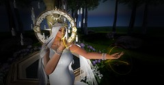 Conjuring the Fates (Talu March) Tags: twistedhuntspring2019 twisted hunt cl aa dso le truthhair thelittlebat slackgirl lumae maitreya vistameshheads serendipityposes secondlifefashion secondlifehunts fashion poses decor secondlifedecor events secondlifeevents secondlife blog blogger