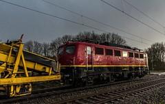 06_2019_03_17_Gelsenkirchen_Bismarck_1016_044_ÖBB_mit_SCHWEERBAU Bauwagen_und_6140_070_RCCDE ➡️ Herne_Abzw_Crange (ruhrpott.sprinter) Tags: ruhrpott sprinter deutschland germany allmangne nrw ruhrgebiet gelsenkirchen lokomotive locomotives eisenbahn railroad rail zug train reisezug passenger güter cargo freight fret bismarck db öbb rccde sieag 0077 1016 6140 6145 6185 6193 ecr setg schweerbau logo natur outdoor graffiti wolken