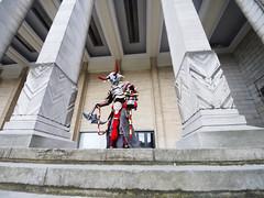 Made In Asia 2019 - Bruxelles - P1511422 (styeb) Tags: mia mia2019 madeinasia belgique bruxelles heyzel brussels 2019 mars 09 cosplay convention belgium xml retouche