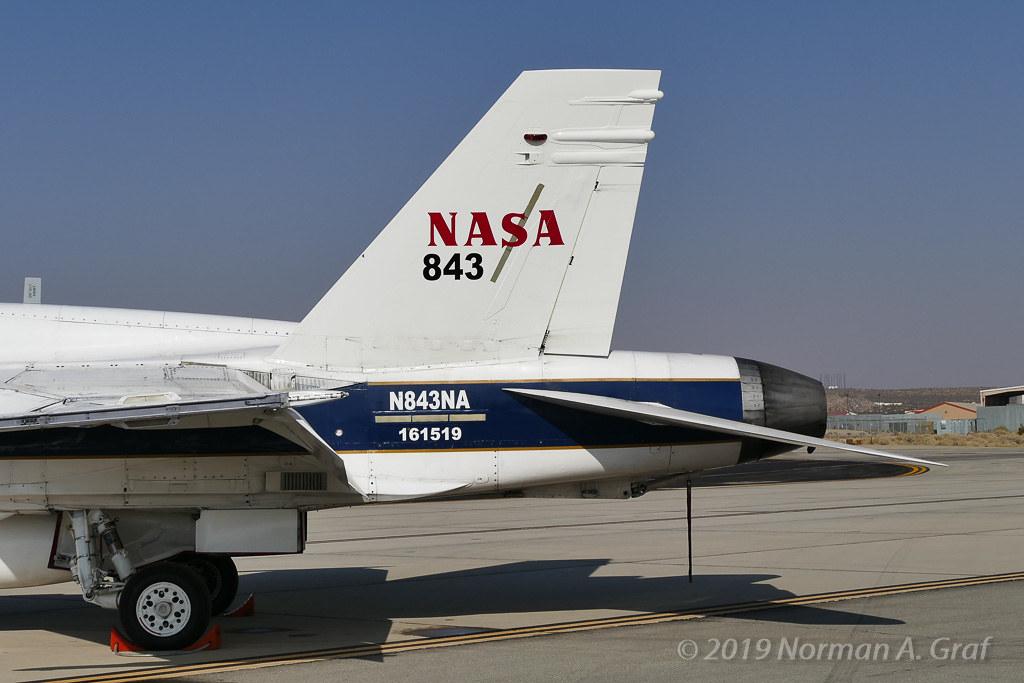 Raumfahrt Usa Nasa Flight Research Center Edwards California