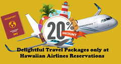 Delightful Travel Packages only at Hawaiian Airlines Reservations (Airlines Number) Tags: hawaiianairlinesreservations cheapairlines hawaiian cheap flights airline