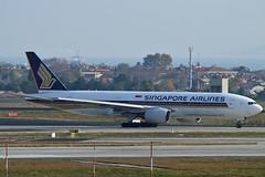 Singapore Airlines 9V-SVJ Boeing 777-212ER cn/32335-415 Wfu 24 Dec 2018 std at VCV 4 Feb 2019 @ LTBA / IST 25-11-2018 (Nabil Molinari Photography) Tags: singapore airlines 9vsvj boeing 777212er cn32335415 wfu 24 dec 2018 std vcv 4 feb 2019 ltba ist 25112018