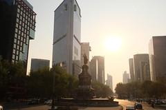 Reforma (mewtwo8) Tags: cdmx reforma mexico landscape