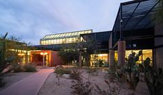 DSC08424-HDR (Skyler-Schmidt) Tags: architecture building az arizona sky sunset blue hour clouds outdoor