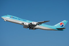 Korean Air B747-8F HL7617 (altinomh) Tags: korean air b7478f hl7617 boeing 7478f 748 freighter ke
