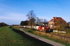 Mover (Nils Wieske) Tags: niedersachsen elbmarsch ohe bruno bock mak zug güterzug eisenbahn bahn train railway railroad