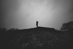 the.landscape.of.uncertainty (jonathancastellino) Tags: landscape niagara leica m summicron hill fort student willowbank figure