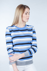 IMG_1480 (beeanddonkey) Tags: moda paski strips sweater sweter madeinpoland fashionbrand beeanddonkey bee donkey