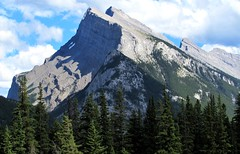 Canadian Rockies (thomasgorman1) Tags: peak mountain sky resort view canon forest trees canada banff canmore scenic landscape