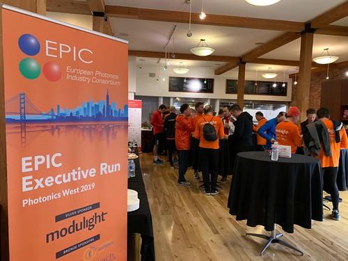 EPIC Executive Run at Photonics West 2019 (58)