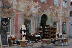 Seefeld 126 (mart.panzer) Tags: seefeld mittenwald village bayern bawaria germany deutschland d paintedhouses lueftlmalerei artisticfacadepainting bawarian frescoes