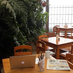 Today's office. (Doug Murray (borderfilms)) Tags: todays office