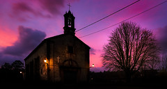 Vidán (Noel F.) Tags: sony a7r a7rii ii fe 24105 galiza galicia mencer sunrise vidan divino salvador santiago compostela