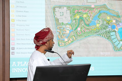OCEC Presentation (Qatar Chamber) Tags: qatar oman chamber commerce delegation business