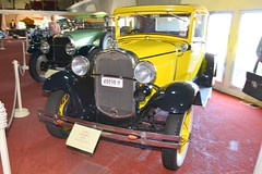 1931 Ford A Model 5 window Coupe (4) (Lox Pix) Tags: vintage australia forbes mcfeetersmotormuseum loxpix loxwerx cars car museum rover motorbike motormuseum jaguar ford falcon austinhealey honda singer renault hudson velorex mitchell swift pedalcars dennis