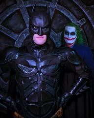 Batman - A (Drummerdelight) Tags: cosplay costume batman the joker thejoker brugge
