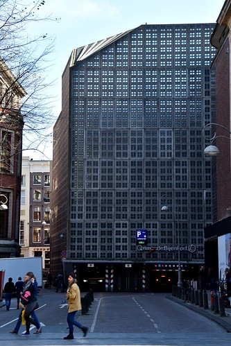 Parking Lot - Bijenkorf Amsterdam