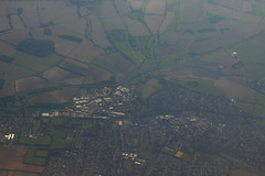 Over Alton, October 3rd 2011 (Southsea_Matt) Tags: eciqr iberia oneworld airbus a340642 canon 30d october 2011 autumn aviation windowseat windowview ib3163 unitedkingdom england hampshire alton