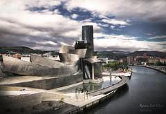 Museo Guggenheim Bilbao (azucena G. De Salazar) Tags: bilbao bizkaia basquecountry paisvasco euskalherria euskadi