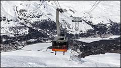 _SG_2019_03_3040_IMG_7402 (_SG_) Tags: schweiz suisse switzerland daytrip tour wandern hike hiking corvatsch piz mountain bernina alps engadin graubünden cable car summit 3303 eastern st moritz furtschellas glacier