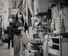 Furniture shop (Bill Morgan) Tags: fujifilm fuji xpro2 35mm f2 bw jpeg acros alienskin exposurex4