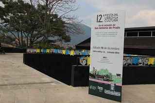 Fiesta del Libro en el Corazón de San Antonio de Prado
